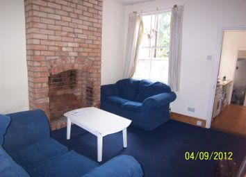 Thumbnail 4 bed terraced house to rent in Clarendon Park Road, Leicester