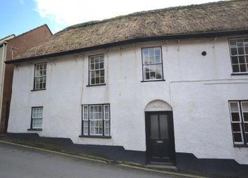 Hillcroft, 4 Fore Street Hill, Budleigh Salterton, Devon EX9. 1 bed flat