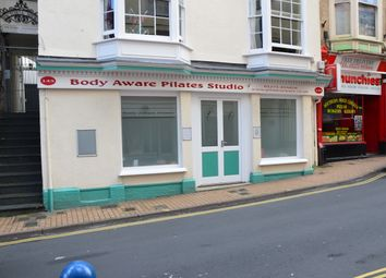 Thumbnail Studio to rent in High Street, Ilfracombe