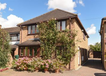 Thumbnail 4 bed detached house for sale in Cherwell Drive, Marston, Oxford