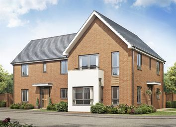 Thumbnail 3 bed detached house for sale in The Webster, Bramshall Meadows, Uttoxeter