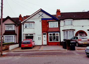 Thumbnail 3 bedroom terraced house for sale in Ilsley Road, Erdington