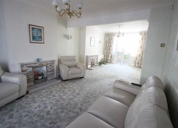 Thumbnail 3 bed terraced house to rent in Rowden Road, London