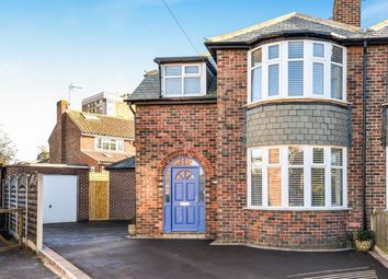 Thumbnail 3 bedroom semi-detached house for sale in Kingsway Drive, Harrogate