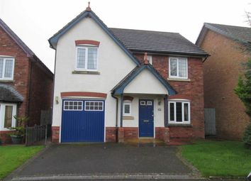 Thumbnail 4 bed detached house to rent in The Parklands, Cockermouth