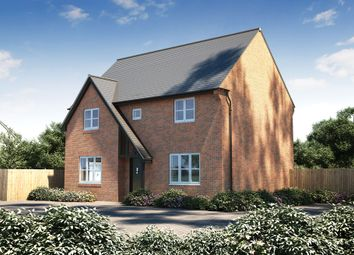 "Thumbnail 4 bed detached house for sale in ""The Elmhurst"" at Carsington Drive, Stoke-On-Trent"