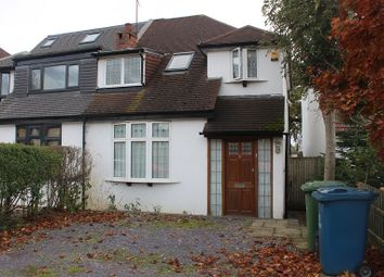Thumbnail 3 bed semi-detached house to rent in Barchester Road, Harrow
