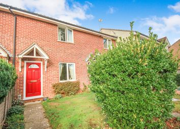 Thumbnail 2 bed terraced house for sale in Mokyll Croft, Taverham, Norwich