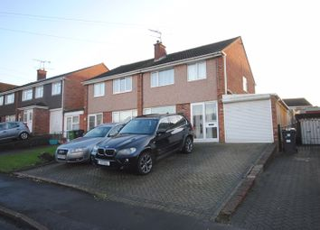 Thumbnail 3 bed semi-detached house for sale in Sullivan Road, Exeter