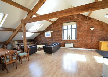 Thumbnail 3 bedroom flat for sale in Cambridge Mill, Cambridge Street, Manchester