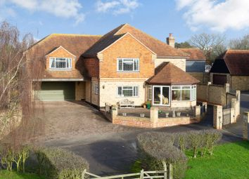 Thumbnail 4 bed detached house for sale in London Road, Widford, Chelmsford