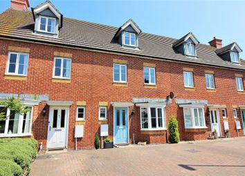Thumbnail 4 bed town house for sale in Wyatt Way, Chard