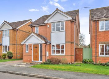 Thumbnail 3 bed detached house for sale in Kalman Gardens, Old Farm Park, Milton Keynes