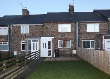 Thumbnail 2 bedroom terraced house for sale in Victoria Street, Sacriston, Durham