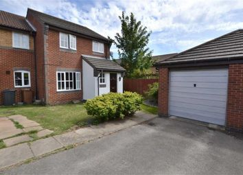 Thumbnail 3 bedroom end terrace house for sale in Chepstow Close, Stevenage, Herts