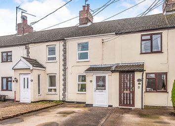 Thumbnail 2 bed terraced house for sale in River Road, West Walton, Wisbech