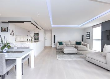 Thumbnail 3 bed flat for sale in Park Vista Tower, 5 Cobblestone Square, London