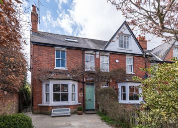 Thumbnail 4 bedroom semi-detached house for sale in Vicarage Road, Henley-On-Thames