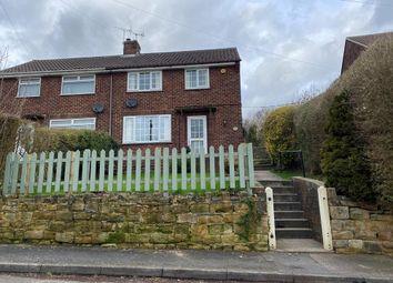 Rutland Place, Bullbridge, Ambergate, Belper DE56. 3 bed semi-detached house for sale