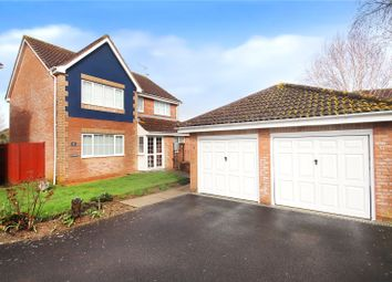Thumbnail 4 bed detached house for sale in Kingfisher Drive, Littlehampton, West Sussex