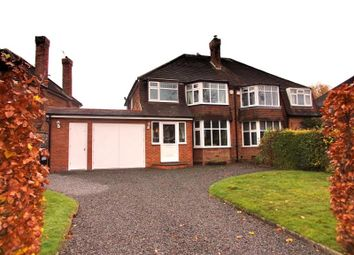 Thumbnail 3 bed semi-detached house for sale in Cheltondale Road, Solihull
