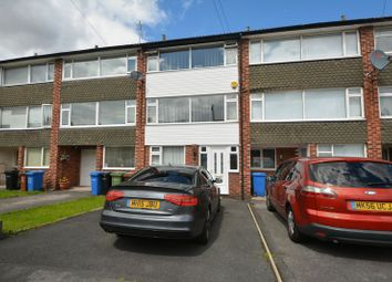 Thumbnail 4 bedroom terraced house to rent in Crantock Drive, Heald Green, Cheadle
