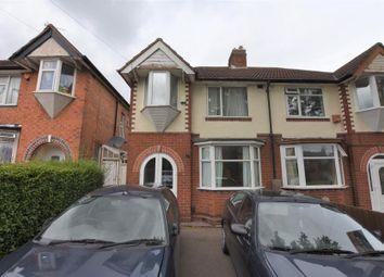 Thumbnail 3 bedroom semi-detached house to rent in Gibbins Road, Selly Oak, Birmingham