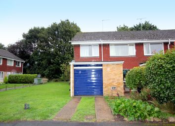 Thumbnail 3 bed terraced house for sale in Dovedales, Old Catton, Norwich