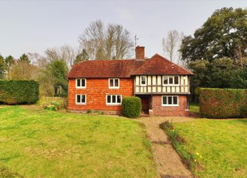 Thumbnail 4 bed cottage for sale in High Street, Hawkhurst, Cranbrook, Kent
