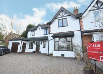 Thumbnail 5 bed semi-detached house for sale in Solihull Gate Retail Park, Stratford Road, Shirley, Solihull