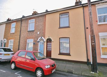 Thumbnail 3 bed terraced house for sale in Addison Road, Southsea