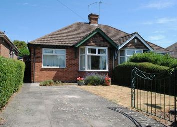 Thumbnail 2 bed semi-detached bungalow for sale in Knights Lane, Kingsthorpe, Northampton