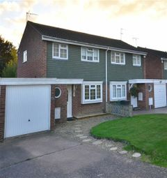 Thumbnail 3 bed semi-detached house for sale in Hawk Close, Abbeydale, Gloucester