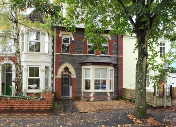 Thumbnail 3 bedroom terraced house to rent in Conway Road, Pontcanna, Cardiff