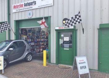Thumbnail Retail premises for sale in Unit 6, Roughmoor Enterprise Centre Unit 6, Roughmoor Enterprise Centre, Taunton