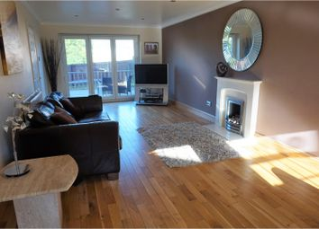 Thumbnail 5 bed detached house for sale in Walnut Close, Pontyclun