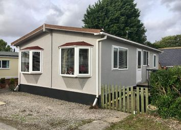 Thumbnail 2 bed mobile/park home for sale in Stalmine Hall Park, Stalmine, Lancashire