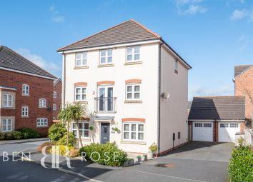 4 bed detached house for sale in Bryning Way, Buckshaw Village, Chorley PR7