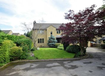 Thumbnail 6 bed detached house for sale in The Spinney, Brighouse