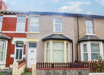 Thumbnail 4 bed terraced house for sale in Bute Avenue, Blackpool, Lancashire