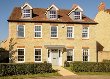 Thumbnail 4 bed detached house to rent in Carterton, Oxfordshire