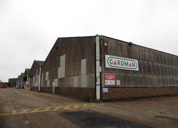 Thumbnail Light industrial to let in Warehouse Premises, Friesian Way, Hardwick Narrows, King's Lynn, Norfolk
