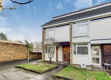Thumbnail 2 bed end terrace house for sale in Alpine Close, Park Hill, East Croydon, Surrey