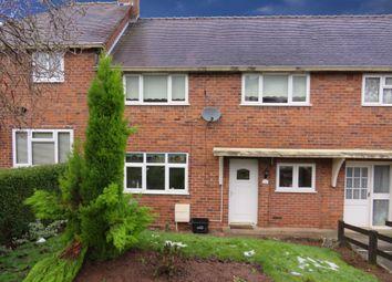 Thumbnail 3 bed terraced house for sale in Murcroft Road, Pedmore, Stourbridge
