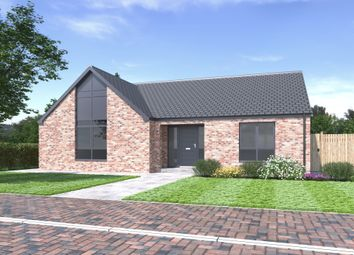 Thumbnail 3 bed detached bungalow for sale in Stokesley Road, Northallerton
