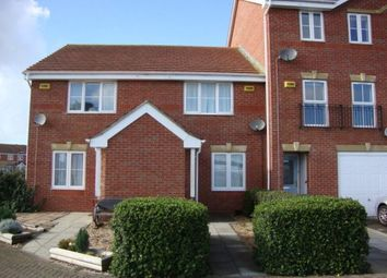 Thumbnail 2 bed terraced house to rent in Charlotte Drive, Gosport