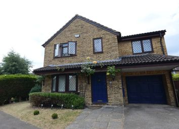 Thumbnail 4 bed detached house to rent in Marefield, Lower Earley, Reading