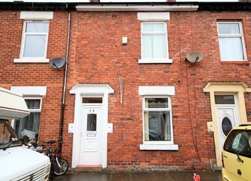 Thumbnail 2 bed terraced house to rent in Salisbury Road, Preston, Lancashire
