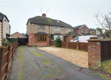 Thumbnail 2 bed semi-detached house for sale in Mill Lane, Earley, Reading, Berkshire