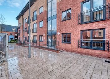 Thumbnail 2 bed flat for sale in Riverbank Court, Woodhouse Close, Worcester